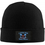 Catalina Wine Mixer Woman Man Knitted Hat Roll Up Edge Skullcap Warm Roll Up Edge Skullcap One Size B08N68RD83
