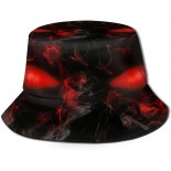 Unnamed Reversible Bucket Hat,Unisex Fisherman Hat Packable Casual Travel Beach Sun Hats One Size B09683WVCF